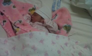 Primer bebe del año fue una nena