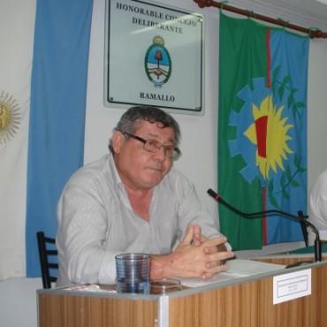 Alejandro Agotegaray asumió como Intendente Interino