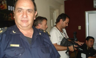 Comisario Fabio Ochoaizpuro
