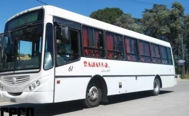Aumentó el precio del boleto en el transporte público local