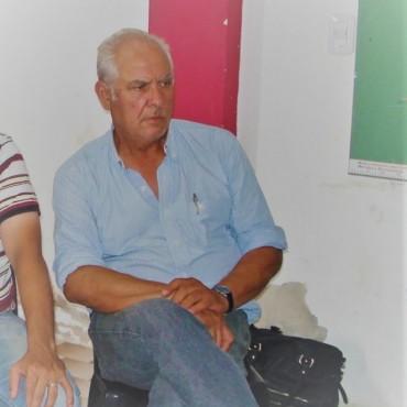 """Ricardo Ostán """"Todos saben lo que yo quiero a mi pueblo"""""""