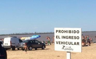 Vecinos piden más controles en la costa