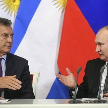 El presidente Putin anunció inversiones en la provincia de Buenos Aires