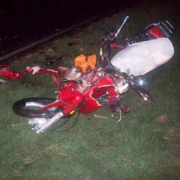 Accidente de tránsito con una víctima fatal