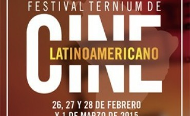 Se viene el Festival Ternium de Cine Latinoamericano