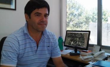 """Guillermo Lienhart """"La prioridad del municipio es que los vecinos tengan el gas antes de fin de año"""""""
