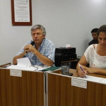 Concejal Héctor Sbuttoni