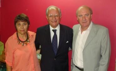 El Doctor Abel Albino inauguró el Centro Conin en Ramallo