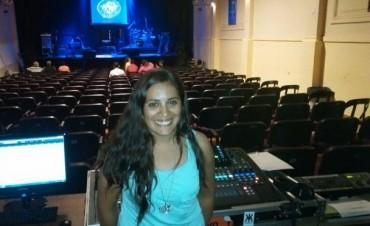 Valeria Cejas ya no es más la encargada del Auditorio Libertador