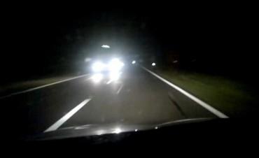 Fatal accidente en la ruta 41