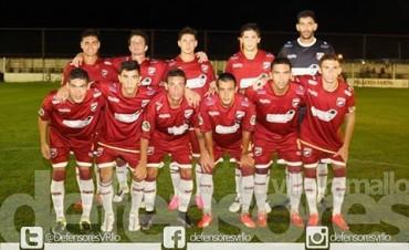 Defensores goleó a Belgrano de La Pampa en su debut como local en el Torneo Federal A