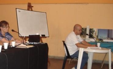 Audiencias Públicas: Presidente de la ONG UPVA, Leandro Monserrat