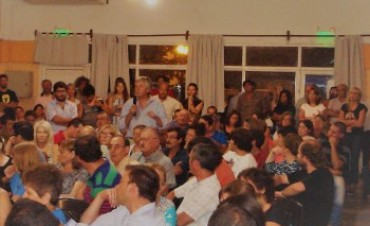 Audiencias Públicas: Concejal Héctor Sbuttoni