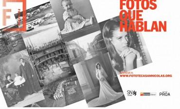 San Nicolás: Fototeca, este fin de semana en la Plaza Mitre