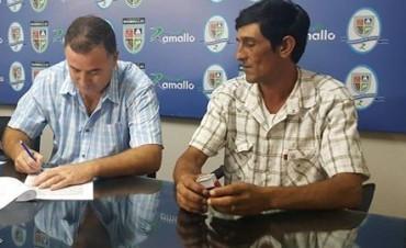Convenio entre el Municipio y la Asociación de Pescadores Ramallenses