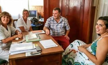 Entrega de Subsidio a Escuela Primaria Nº6 de Villa Ramallo