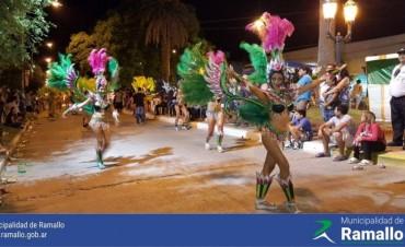 Al ritmo del carnaval...