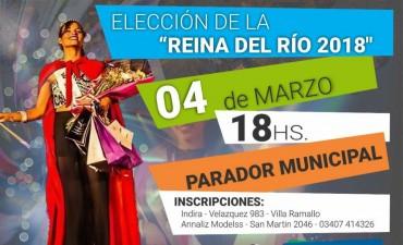 Elección de la Reina del Río