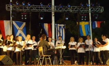 El Coro Ramallo inicia actividades
