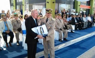 150 años de Prefectura Ramallo: Un festejo que motivó la visita de autoridades nacionales