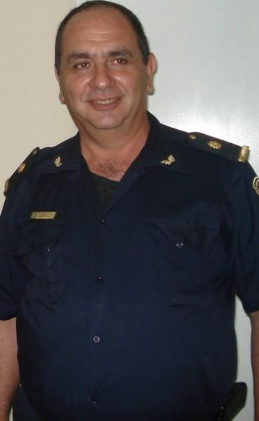 El Comisario Ochoaizpuro ya no es más el Jefe de la Primera