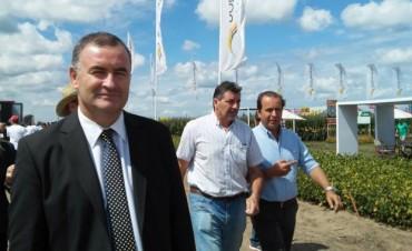 El Intendente Poletti se reunió con funcionarios provinciales