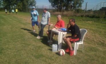 River realizó una prueba de jugadores en el club Social Ramallo