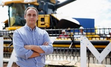 """Ignacio Barrenese """"El sector agropecuario está muy optimista"""""""