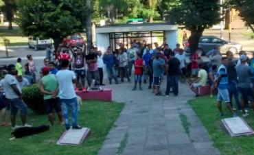 Comunicado UPVA: El pantano de Moviport