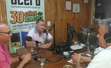 Entrevista al Intendente Poletti