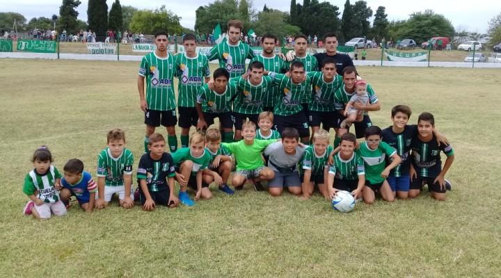En un muy buen partido Los Andes derrotó a Somisa 1 a 0