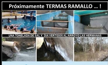 Comunicado de prensa UPVA:Proyecto de instalación de termas en Ramallo