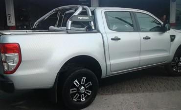 Villa Ramallo: Un detenido tras intentar robar una camioneta