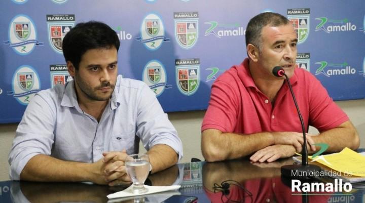 El Intendente Mauro David Poletti Anunció Formalmente el Pase a Planta Permanente de 33 Trabajadores Municipales