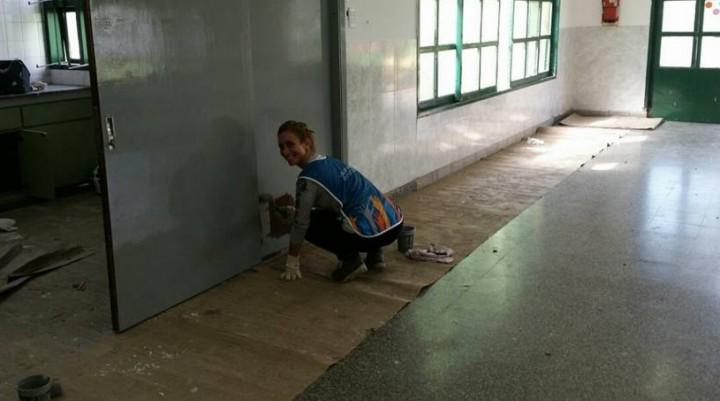 Voluntariado de Ternium: Escuela renovada!