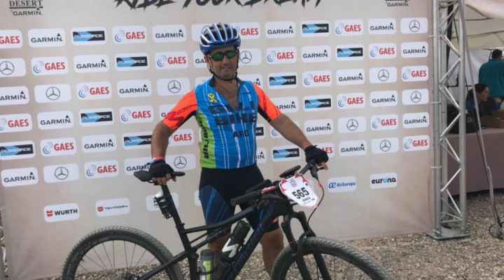 Gran inicio de competencia para Raúl Scianca en Marruecos