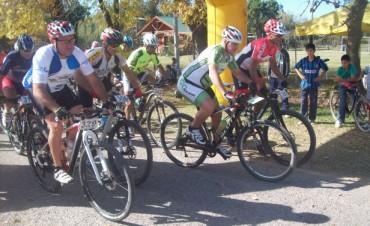 Se disputo en Ramallo el Rural que piden los ciclistas