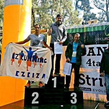 Emanuel López ganó los 10k