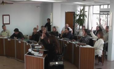 Por mayoría los ediles rechazaron la rendición de cuentas del 2015