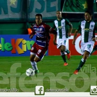 Defensores visita a Juventud Antoniana por cuartos de final del torneo Federal A