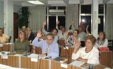 Por mayoría se aprobó el expediente de Moviport