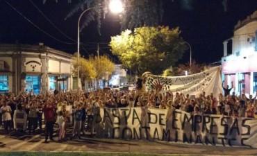 Asamblea y movilización contra la instalación de  Moviport