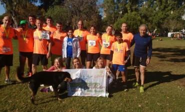 Ramallenses corrieron la media maratón de Rosario