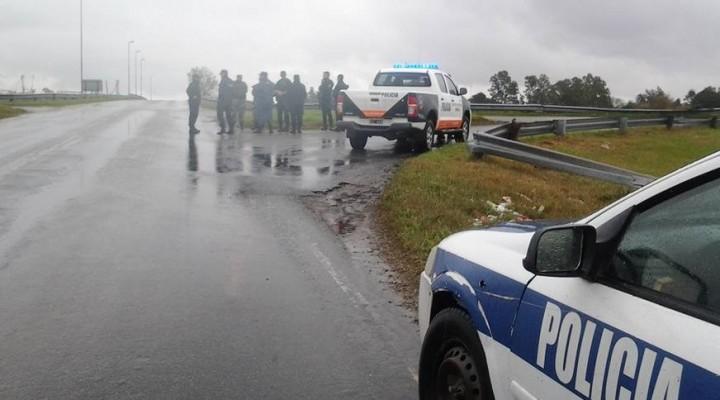La policía tuvo que realizar múltiples intervenciones
