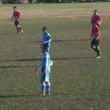 Social y Matienzo igualaron 1 a 1.