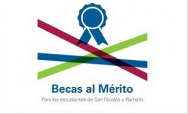 Becas al Mérito en el Estudio: 188 alumnos ganadores