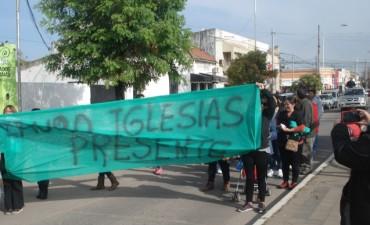 #NiUnaMenos: ATE se movilizó contra los feminicidios y la violencia de género.