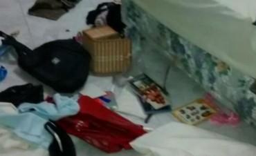 Delincuentes ingresan a una vivienda de Villa Ramallo