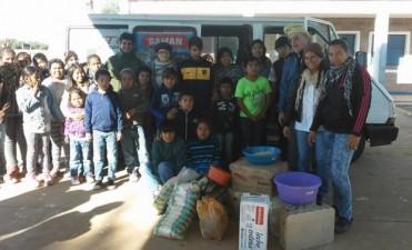 Amigos solidarios y una nueva cruzada por Chaco