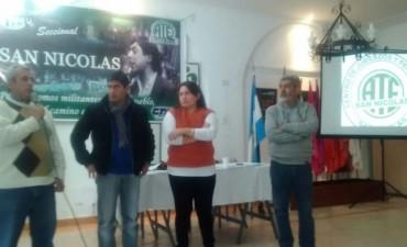 ATE: Jornada Previsional de la Regional Norte